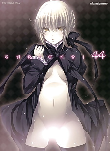 英语漫画 garigari44 一部分 2792, saber , shirou , ahegao , stockings  anal